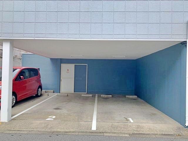 駐車場詳細②