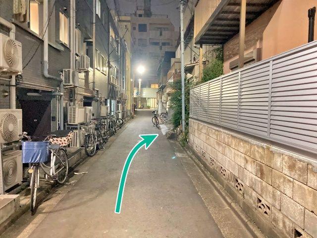 横川3丁目山崎邸[akippa]駐車場