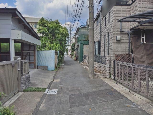 """新宿5丁目飯島宅""""akippa駐車場"""