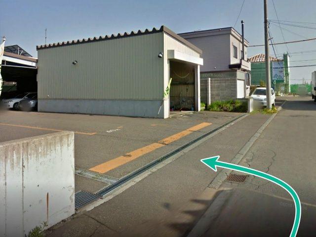 北広島第一交通第一駐車場の写真