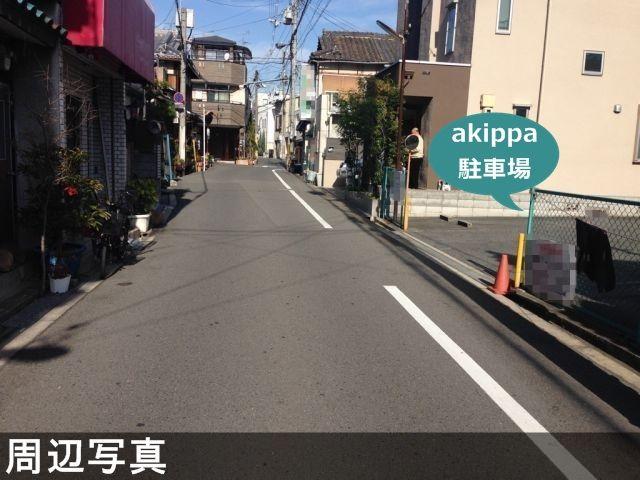 大阪市住吉区上住吉2丁目2 高橋モータープール 【軽専用】