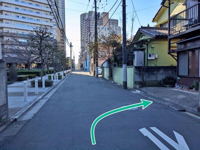 川口駅徒歩6分宮崎宅akippa駐車場