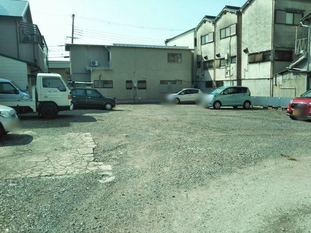 駐車場全体写真