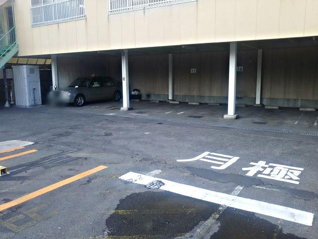 6.区画図をご確認のうえ駐車してください