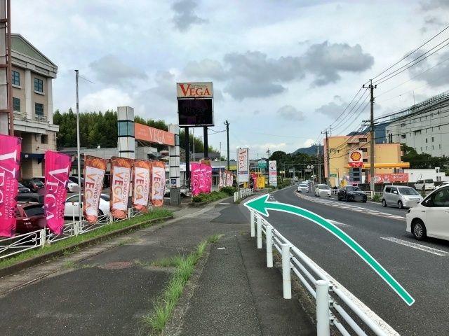 ベガ小嶺店【2階 akippa指定スペース】