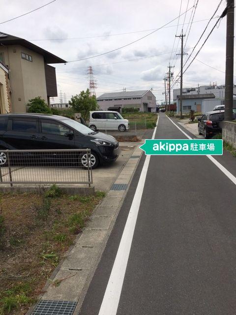 akippa今川町井田駐車場