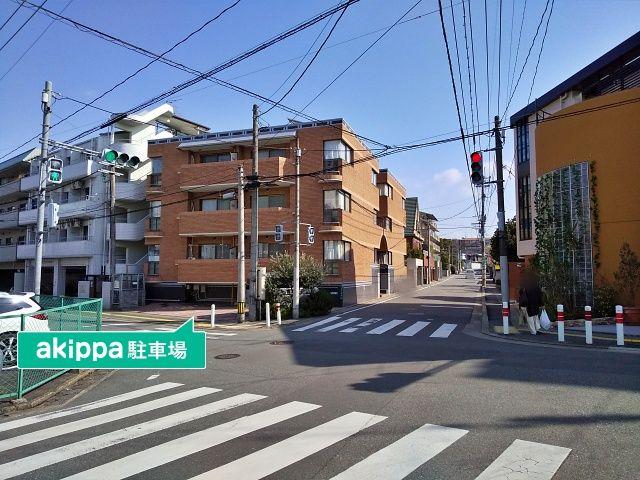 エバシオン平尾駐車場