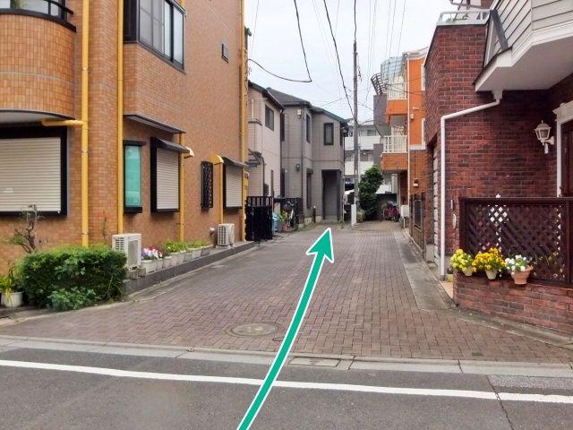 akippa西新井栄町2丁目駐車場