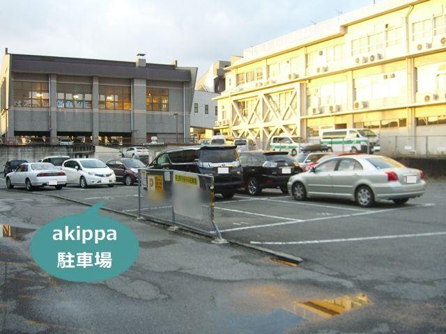 【予約制】akippa 桐生駅構内西側駐車場 image