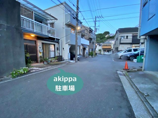 S南区中村町3-207-7akippa駐車場