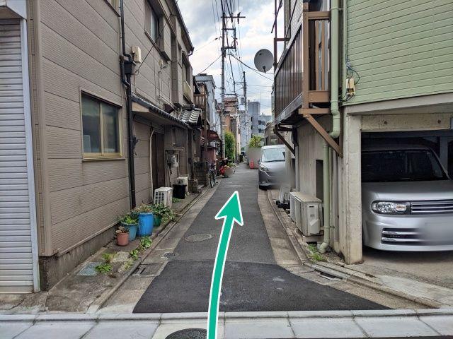 """古澤宅""""akippa駐車場"""