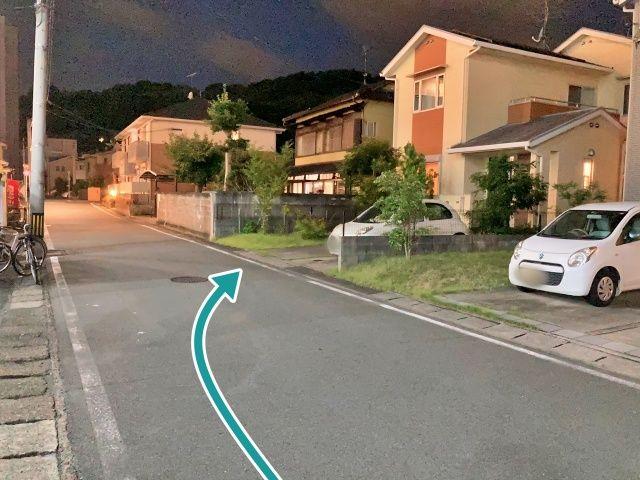 熊本駅から車で3分原田邸駐車場
