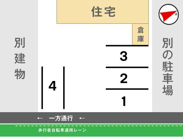駐車場の図面