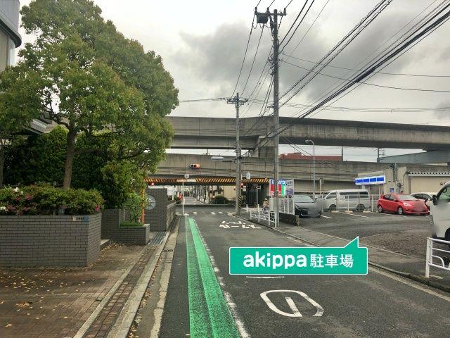 【スペース間違い注意】新羽町793駐車場【900134】