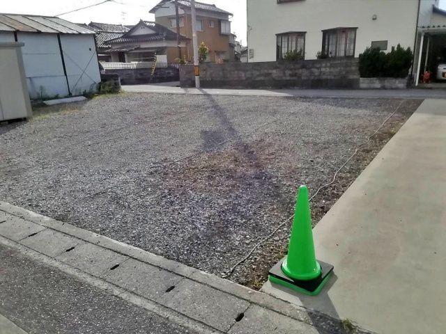 富山粟島駐車場