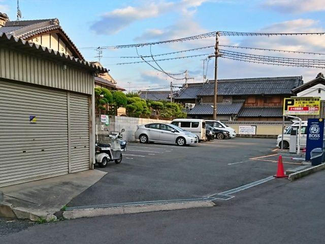 大阪府守口市南寺方中通2丁目駐車場(3)の写真