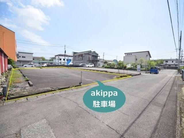 春原町日向市駅前駐車場の写真