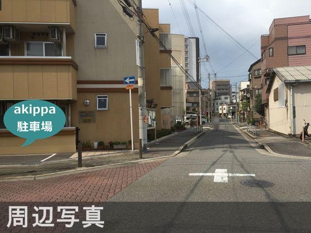大阪市住吉区南住吉2-6 丸萬ベビー(株)南住吉月極駐車場の写真