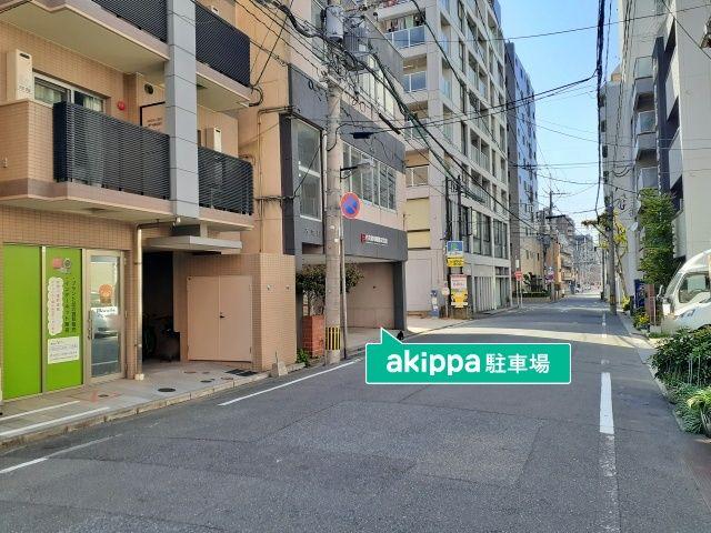巧文社駐車場(1)