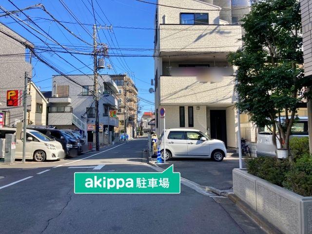 田端5丁目細川邸[akippa]駐車場