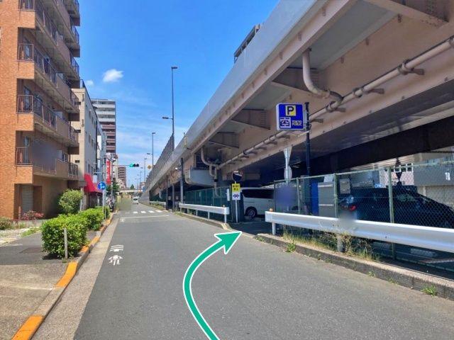 3550梅田第二駐車場 (102) 【バイク専用】
