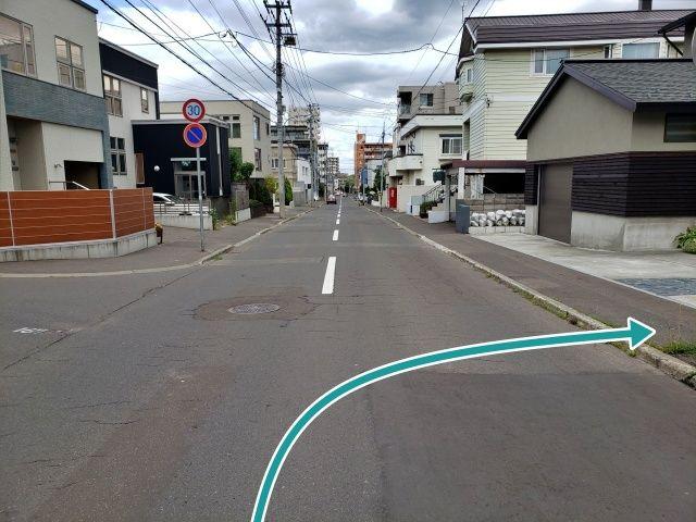 清水邸北海道神宮前駐車場の写真