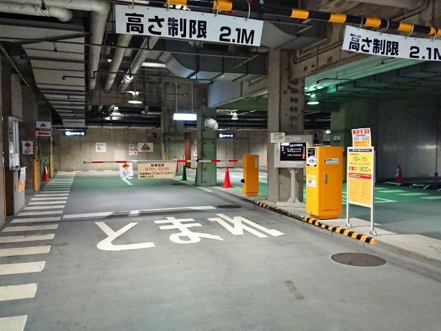 入口ゲート