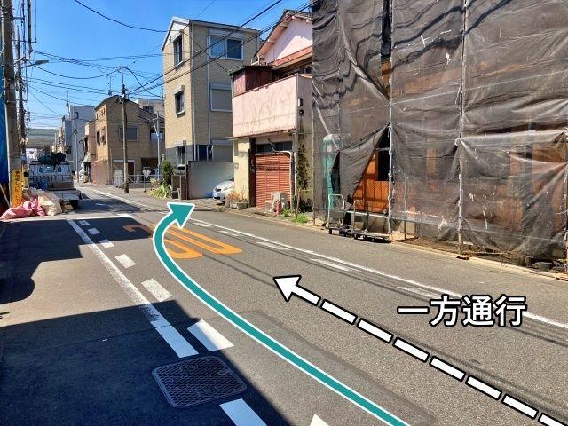 羽田3丁目木村邸駐車場