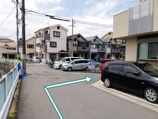 野村元町akippa駐車場の写真