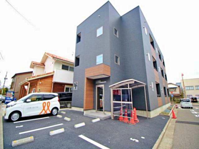レデス関屋下川原駐車場の写真