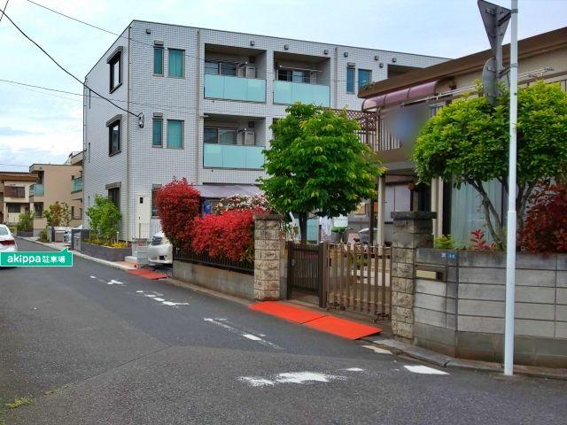 香取2-2駐車場