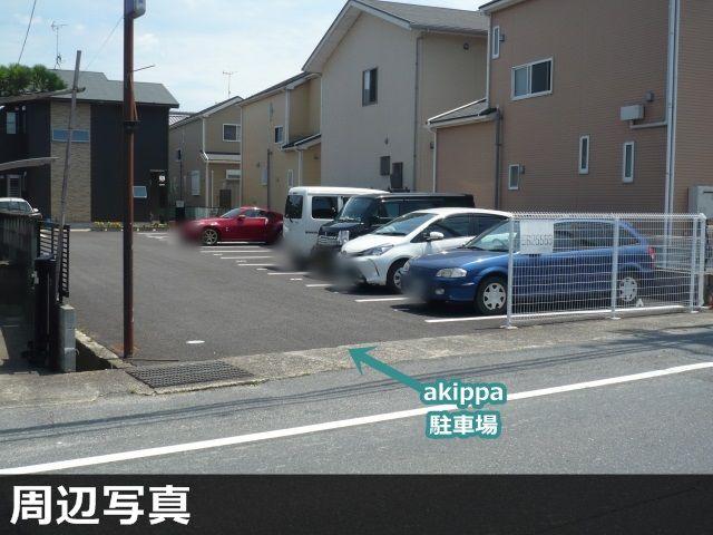 クリーニングなかむら駐車場【バイク専用】の写真