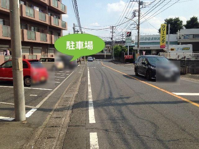 朝霞市プリムローズ駐車場