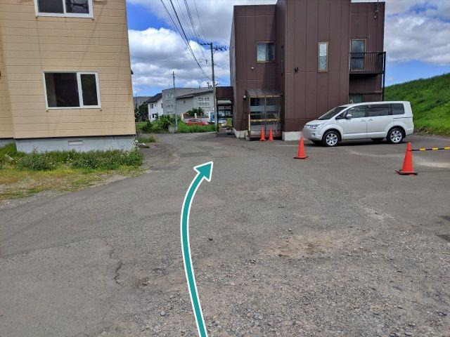 アイスアリーナ梅内駐車場の写真