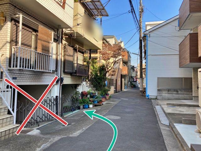 田端1丁目古簱邸[akippa]駐車場