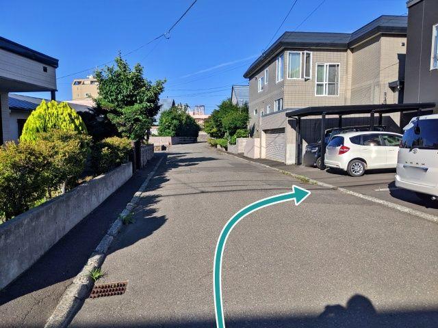 アイスアリーナ徒歩5分杉村宅akippa駐車場の写真