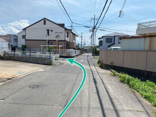Brick Garden駐車場