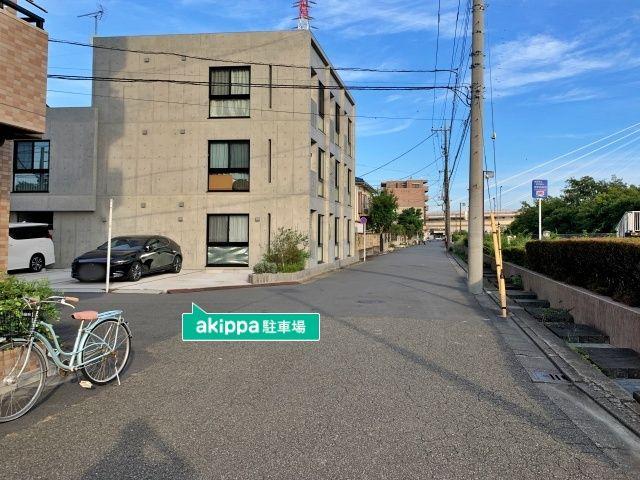 本羽田3丁目駐車場