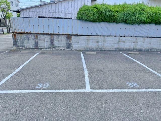 駐車場詳細③