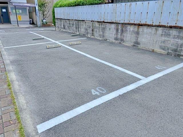 駐車場詳細④