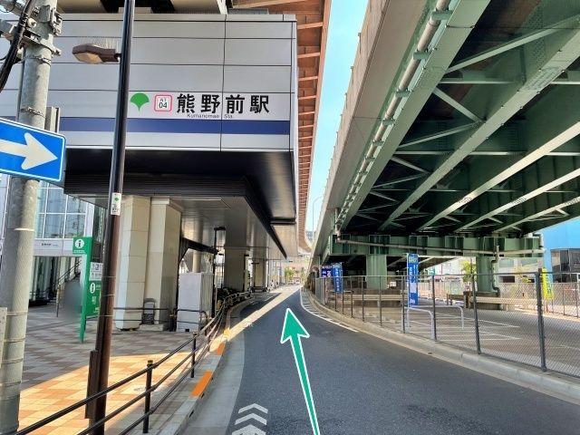 0360熊野前駐車場 Aブロック(109)【バイク専用】