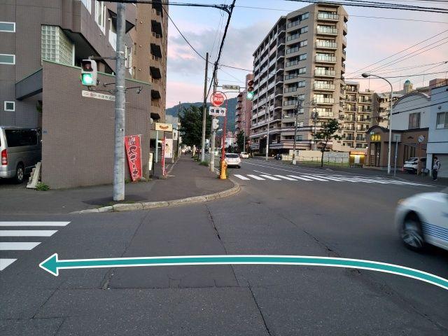 小川邸_中央区南8条駐車場の写真