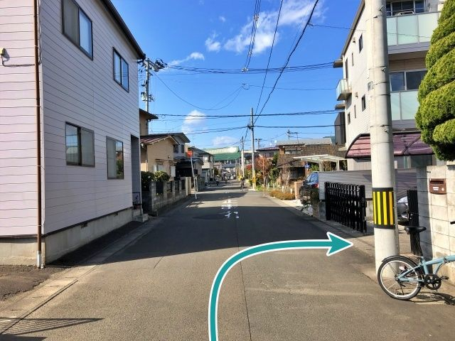 *小野木駐車場の写真