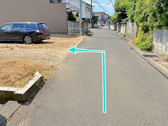 上石田駐車場の写真