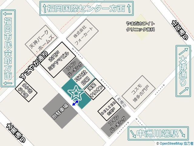 駐車場近隣情報