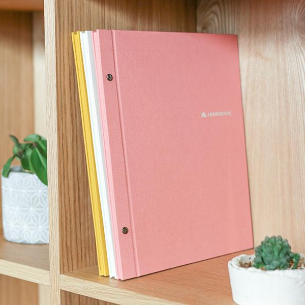 本棚にすっきり収まる高さと幅