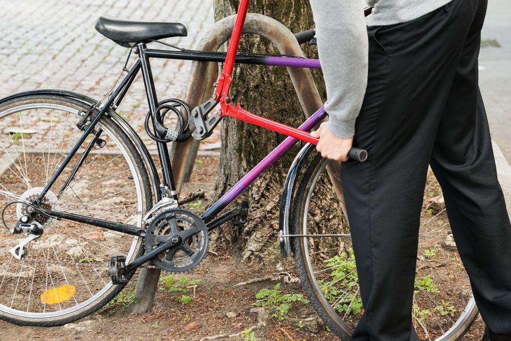 自転車 盗難