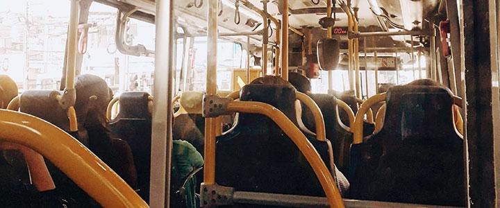 バス移動のイメージ画像