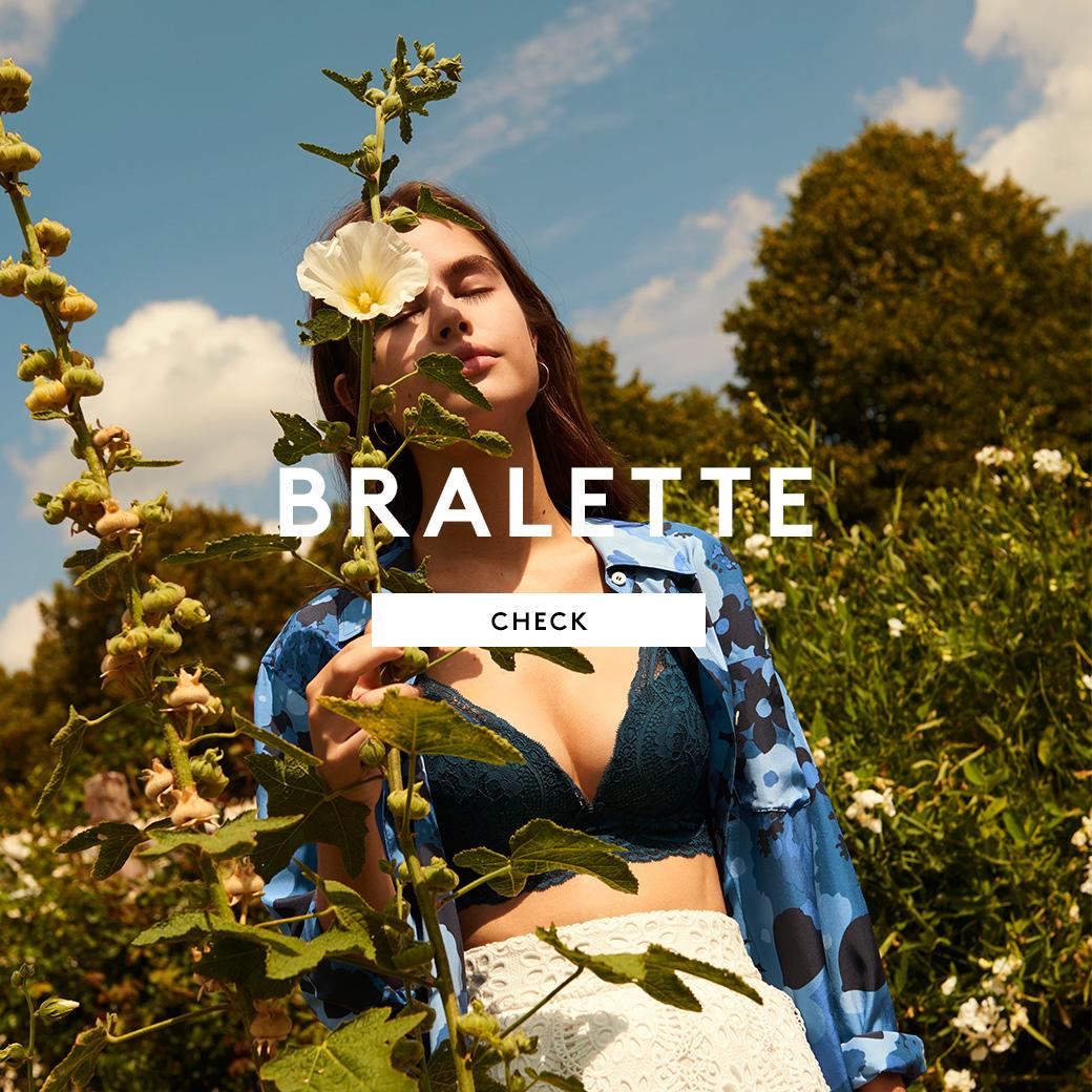 BRALETTE CHECK