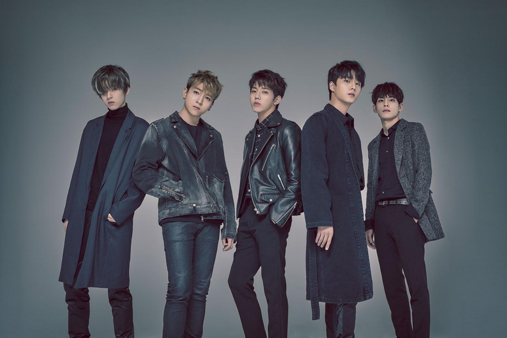 Concept Day6 Japan 1st Albuma œunlocka Celebrity